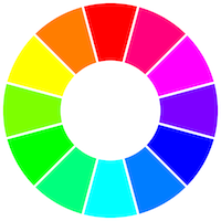 Color Wheel 01