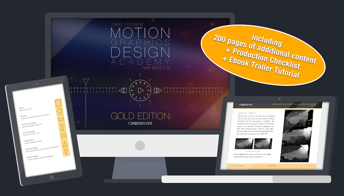 Motion Graphics Book The Art Of Animation And Graphic Design