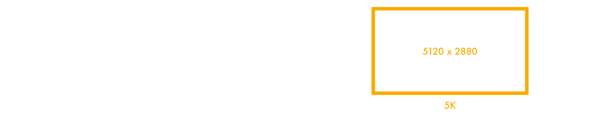 5k resolution